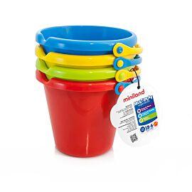 Set of 4 buckets