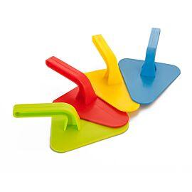 Set of 4 trowels