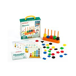 Abacolor Shapes (50 pieces)