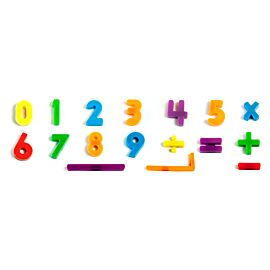Magnetic Numbers (162 pieces)
