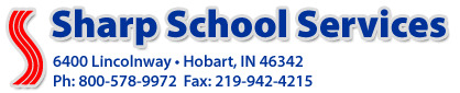 logo sharp school