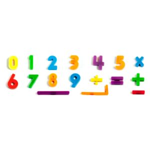 MAGNETIC NUMBERS 162 PIECES