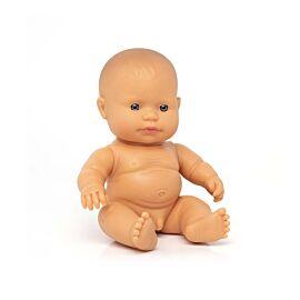 BABY DOLL EUROPEAN BOY/BAG