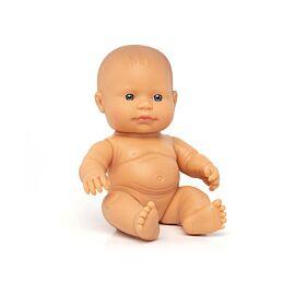 BABY DOLL EUROPEAN GIRL/BAG