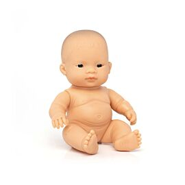 BABY DOLL ASIAN GIRL / BAG