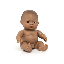 BABY DOLL HISPANIC BOY / BAG