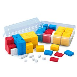 PLASTIC WEIGHTS 76 PIECES