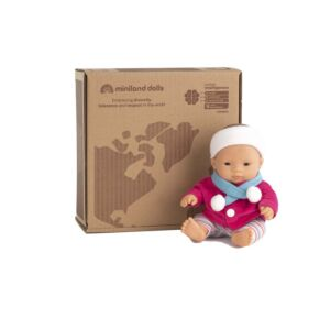 Baby Doll 21 cm (31146) + Clothes (31678)