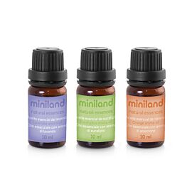 aroma oil set - 3 pcs