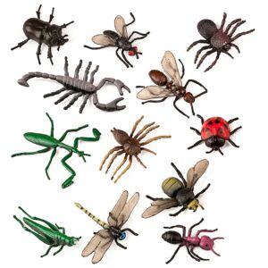 Insectos (12 unidades)