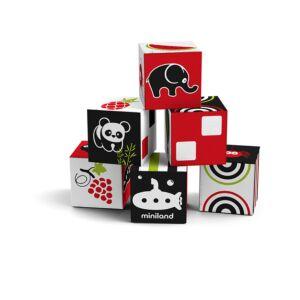 First Senses: 6 Cubes Set