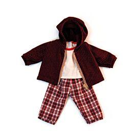 Conjunto frio pantalon 38cm