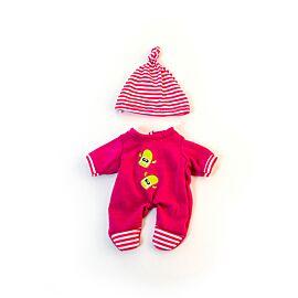 Pijama frio rosa 21cm