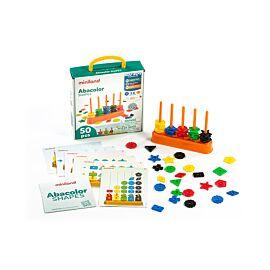 Abacolor Shapes (50 piezas)