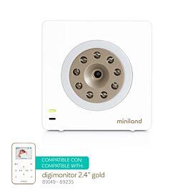 digital camera 2.4'' gold