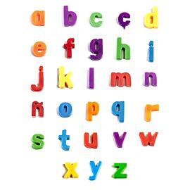 Letras magnéticas minúsculas (154 piezas)