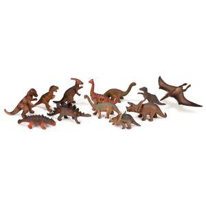 ANIMALES DINOSAURIOS 12 UDS
