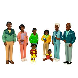 FAMILLE AFRICAINE 8 FIG.