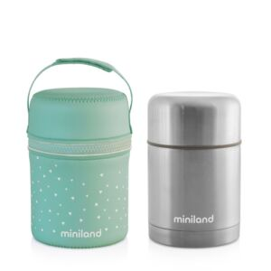STEEL FOOD THERMOS 600ML