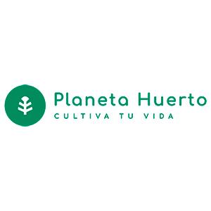 logo planeta huerto