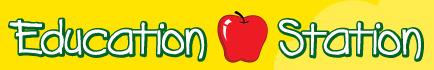 logo education station