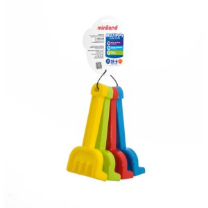 SET 4 SPECIAL RAKES-ASSORTED