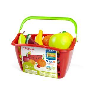 FRUITS 15 PIECES/BASKET