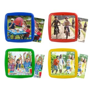 SET 4 PUZZLES: FUN WITH FRIEND