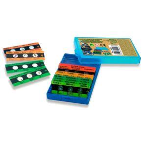 PREPARED MICRO-SLIDES 15 PCS.