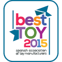 logo premio Best Toy 2015