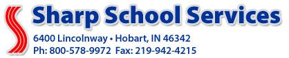 logo sharp school