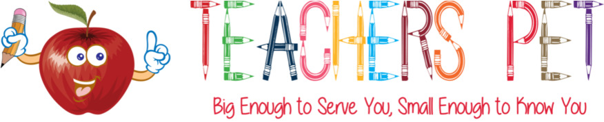 logo teachers pet