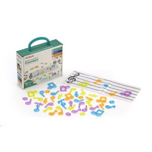 TRANSLUCENT MUSICAL COUNTERS