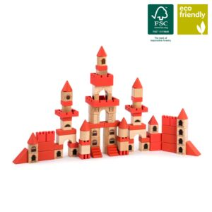 STACKING CASTLE