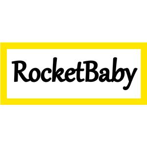 logo rocket baby